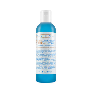 Blue Astringent Herbal Lotion 250 ml