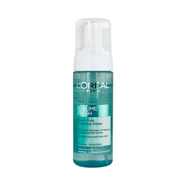 Sublime Fresh Deep Pure Foaming Water 150 ml