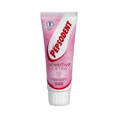 Tandkräm Sensitive Extra 75 ml