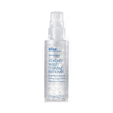 Lid + Lash Wash Makeup Remover 110 ml