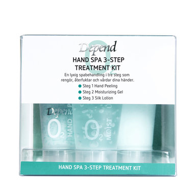 O2 3-Step Treatment Kit