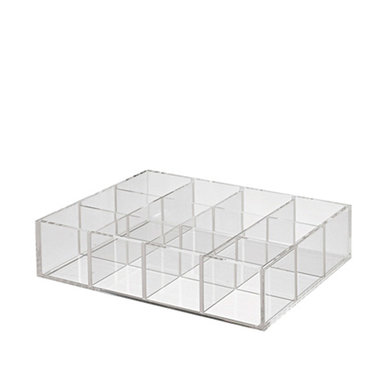 Acrylic Stand with Partition