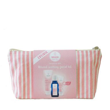 Sensitive Skin Almond Soothing Facial Kit