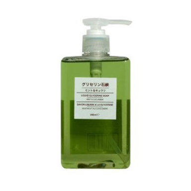 Liquid Soap – Mint & Cucumber 250 ml