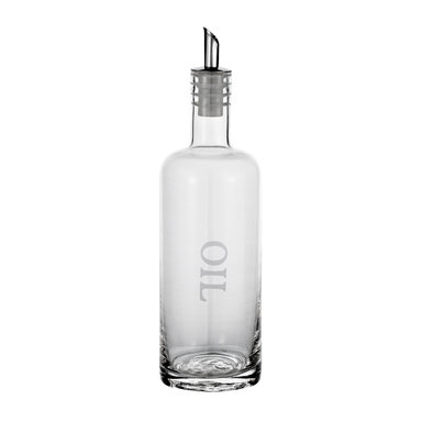 Flaska för olja
