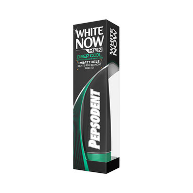 Tandkräm White Now Men Deep Cool Fresh 75 ml
