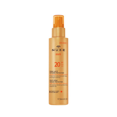 Sun Milky Spray Face & Body SPF 20 150 ml