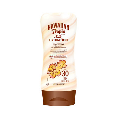 Silk Hydration Lotion SPF 30 180 ml