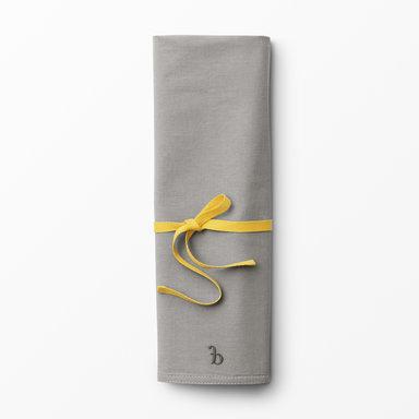 Knivfodral i ekologisk bomull utvalt av Björn Frantzén 37×39 cm