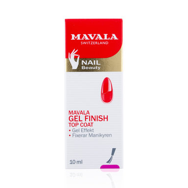Gel Finish Top Coat 10 ml