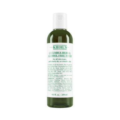 Cucumber Alcohol Toner 250 ml