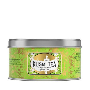 Teburk Ginger-Lemon Green Tea