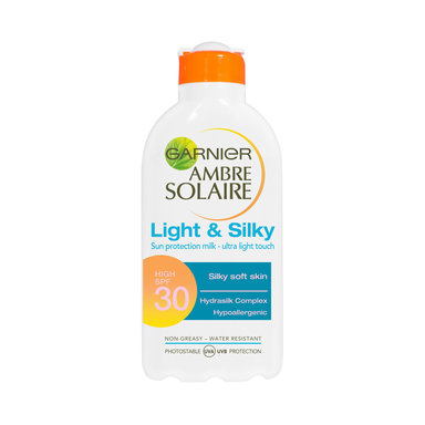 Light & Silky SPF 30 200 ml