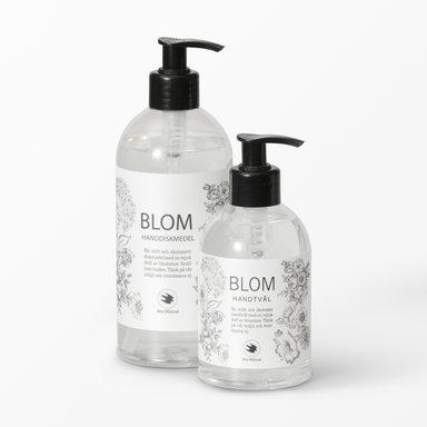 Diskmedel Blom 500 ml
