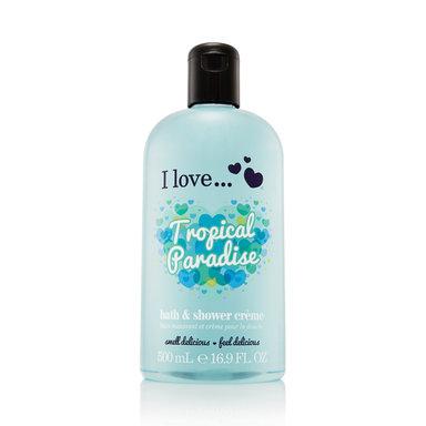Tropical Paradise Bath & Shower Gel 500 ml
