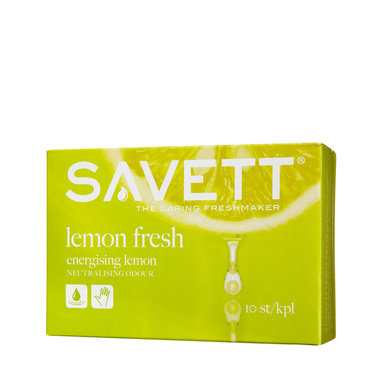 Savett Lemon 10-pack