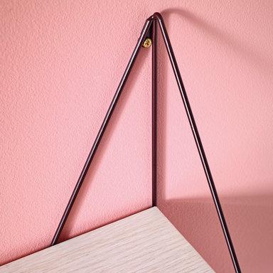 Konsoler Pythagoras bordeaux