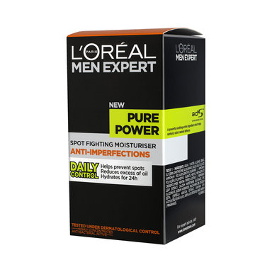 Pure Power Anti-breakout Day Cream 50 ml