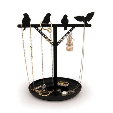 Jewelry Stand + Bird