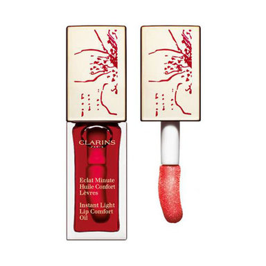Christmas Instant Light Lip Oil 03 Collector