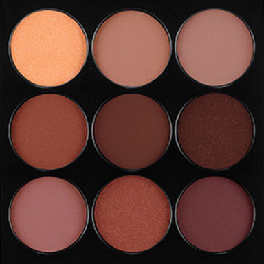 Eyeshadow x 9