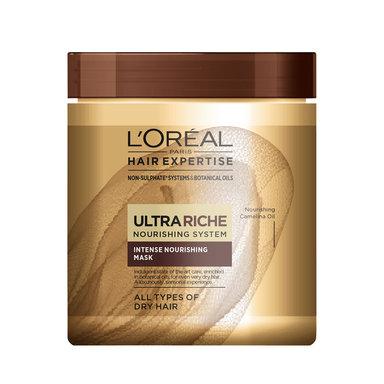 Hair Expertise Ultra Riche Replenshing & Taming 200 ml