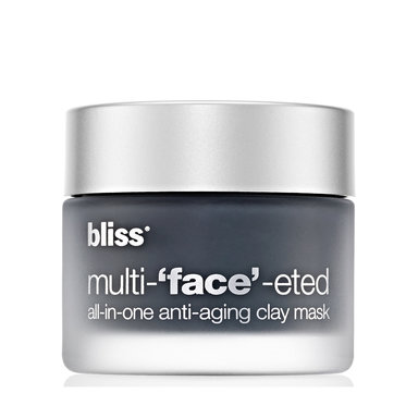 Multi-'Face'-Eted All-In-One Anti-Aging Clay Mask 50 ml