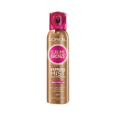 Express Pro Self-Tanning Dry Spray Deep Tan