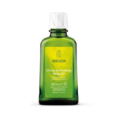 Citrus Refreshing Body Oil 100 ml