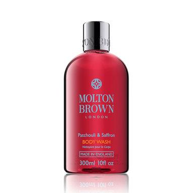 Patchouli & Saffron Bath & Shower Gel