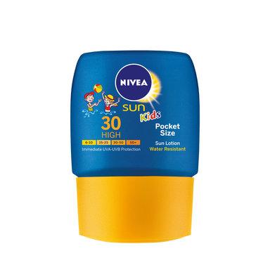 Protect & Moisture Kids Pocket Size Sun Lotion SPF 30 50 ml