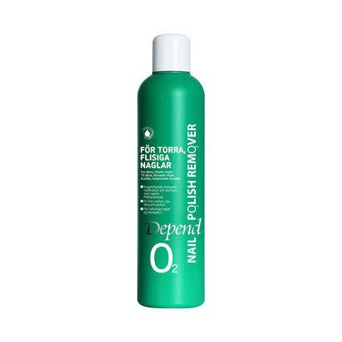 O2 Remover grön