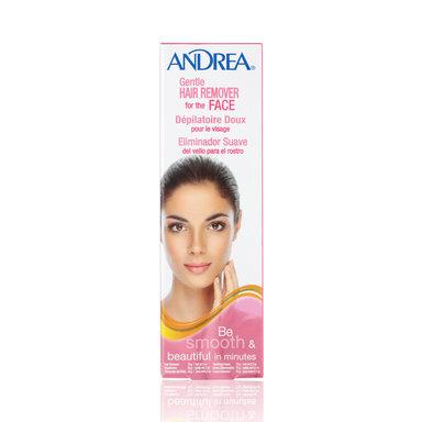 Hårborttagningscreme för ansikte