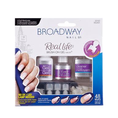 Brush On Gel Nail Kit
