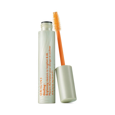 GinZing Brightening Mascara Black