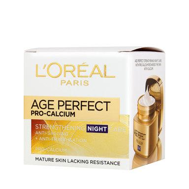 Age Perfect Pro-Calcium Strengthening Night Care 50 ml