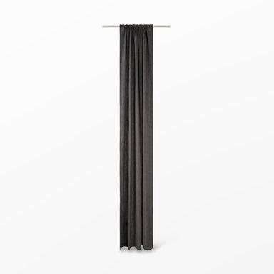 Gardin Calypso med veckband 110×300 cm