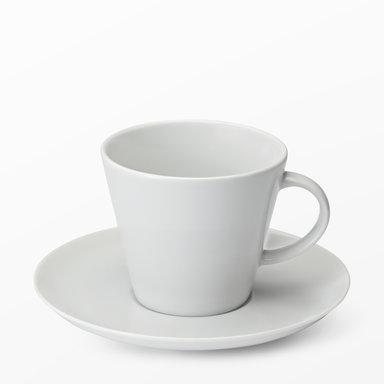 Kaffekopp Tom med fat
