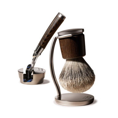 Shaving Line Deluxe Stand Fusion Kit