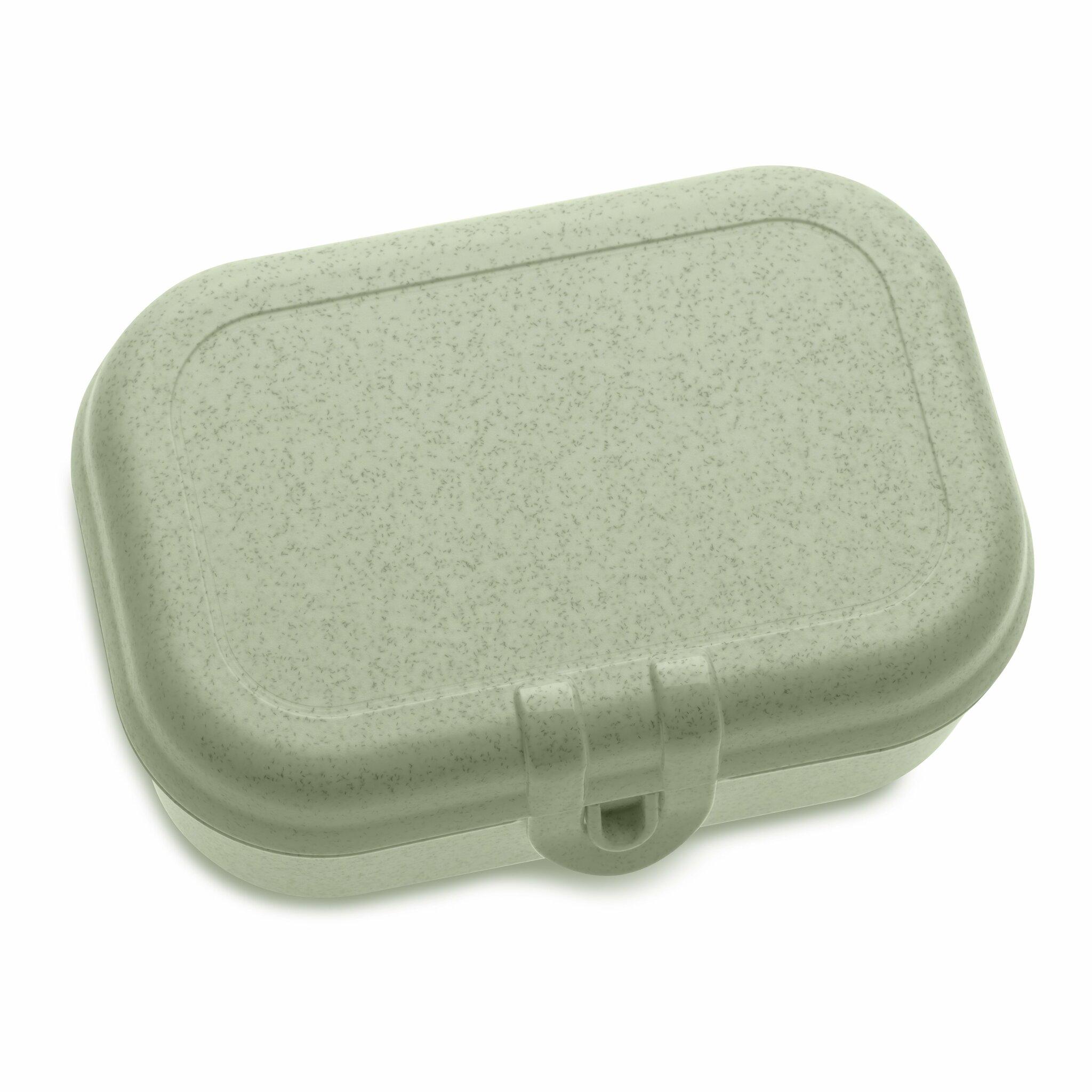 PASCAL S Lunchlåda/Lunchbox Organic 2-pack