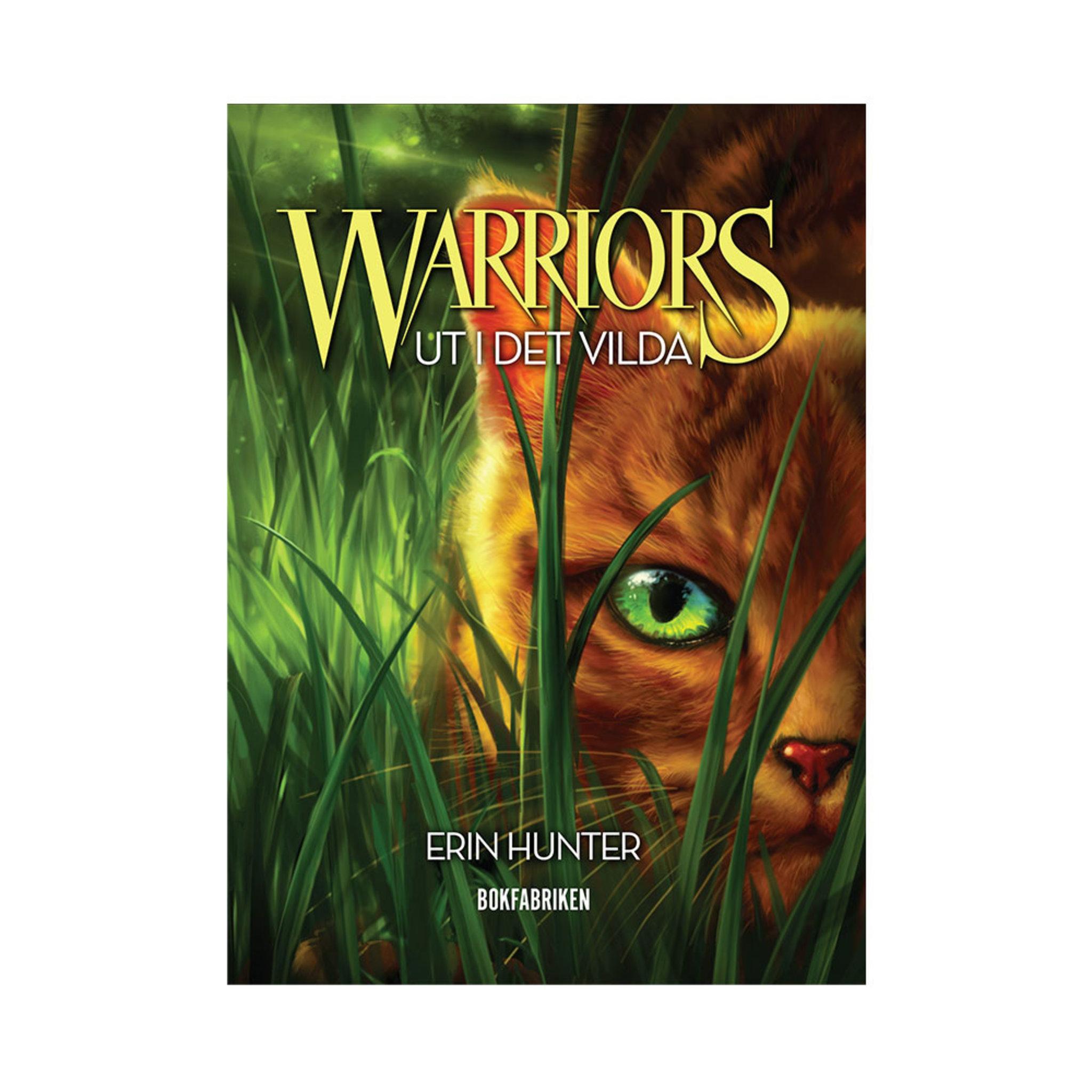 Warriors 1. Ut i det vilda/Erin Hunter