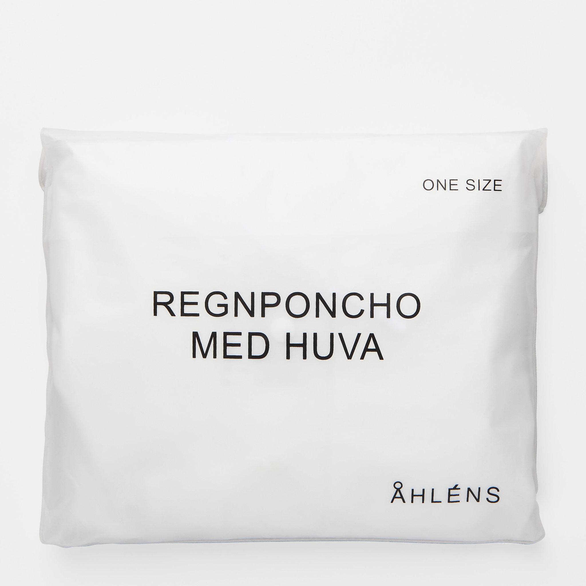 Regnponcho, ONE SIZE