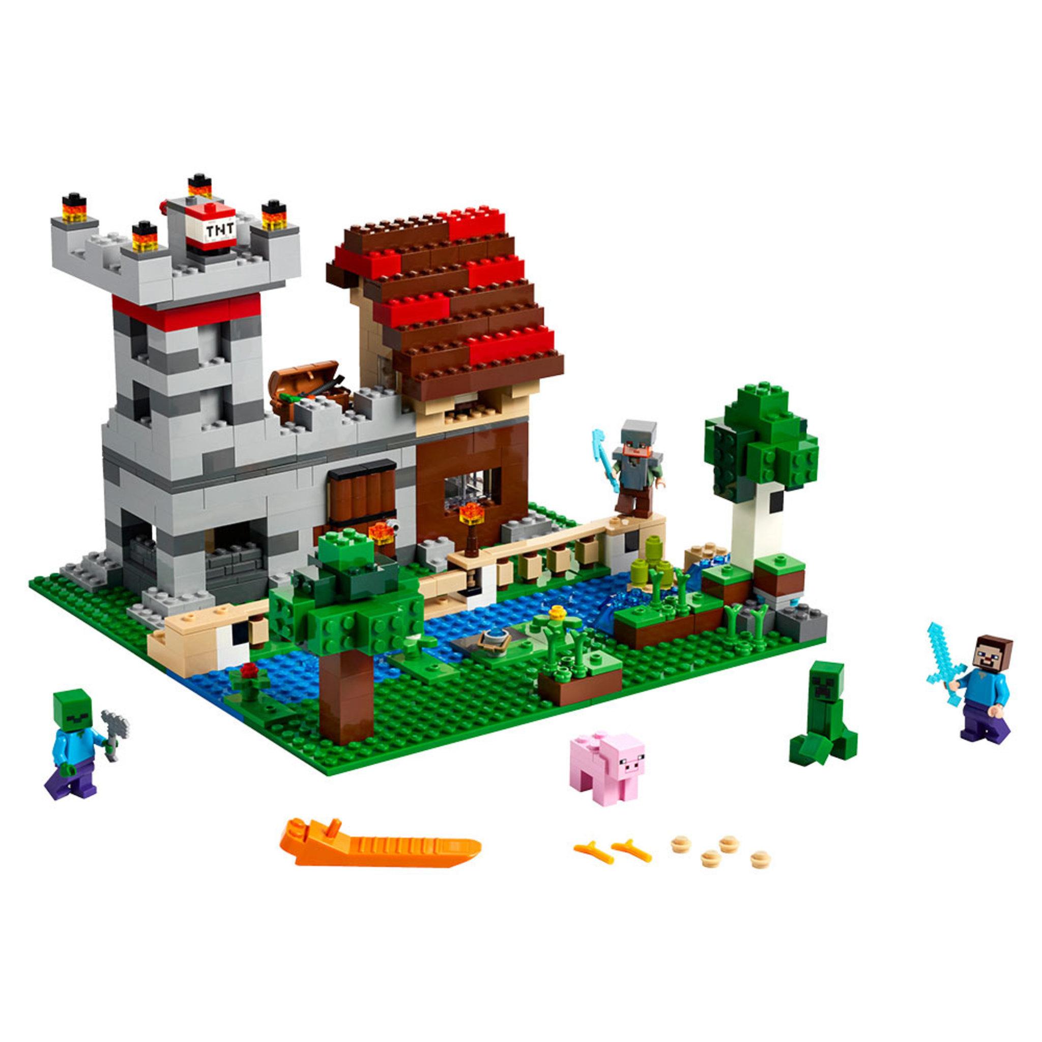 21161 Minecraft Skaparlådan 3.0