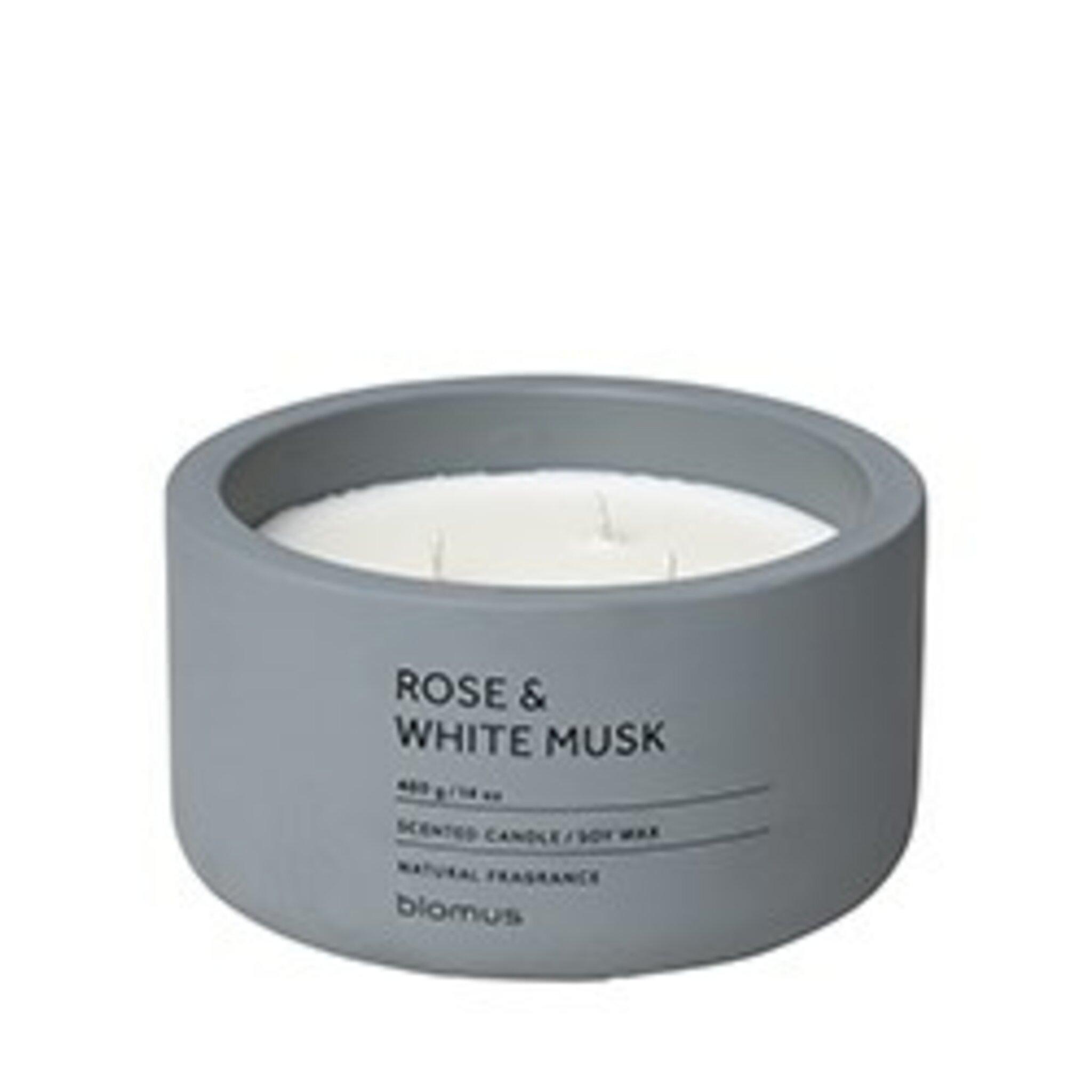 FRAGA Doftljus, Rose & White Musk,