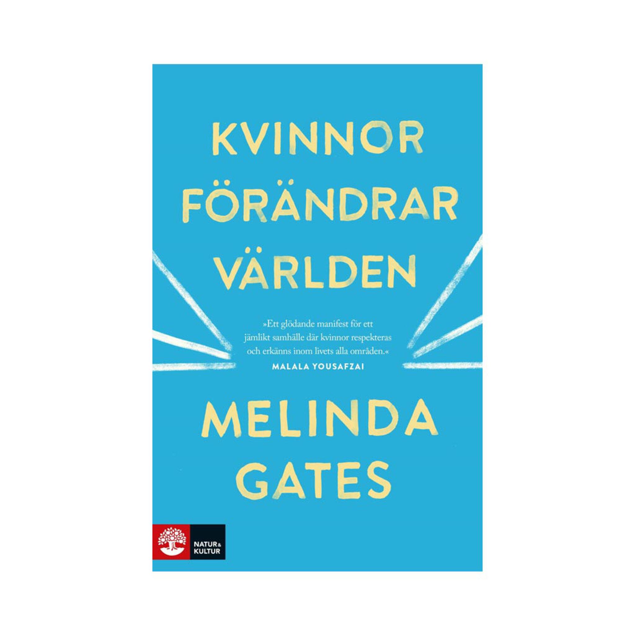 Kvinnor förändrar världen, Melinda Gates
