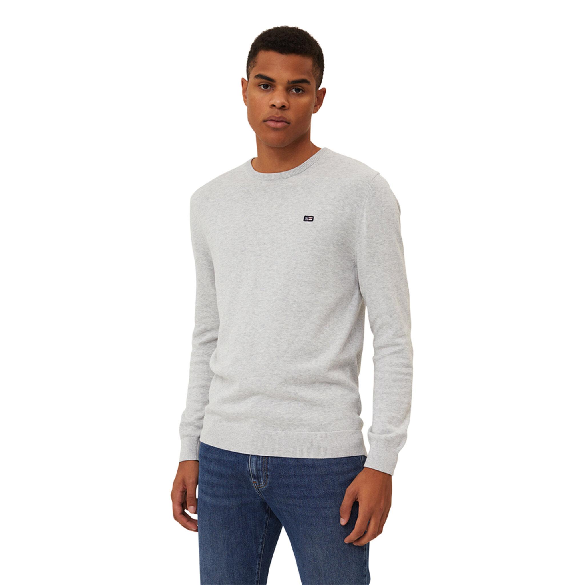 Bradley Organic Cotton Crew Neck Sweater