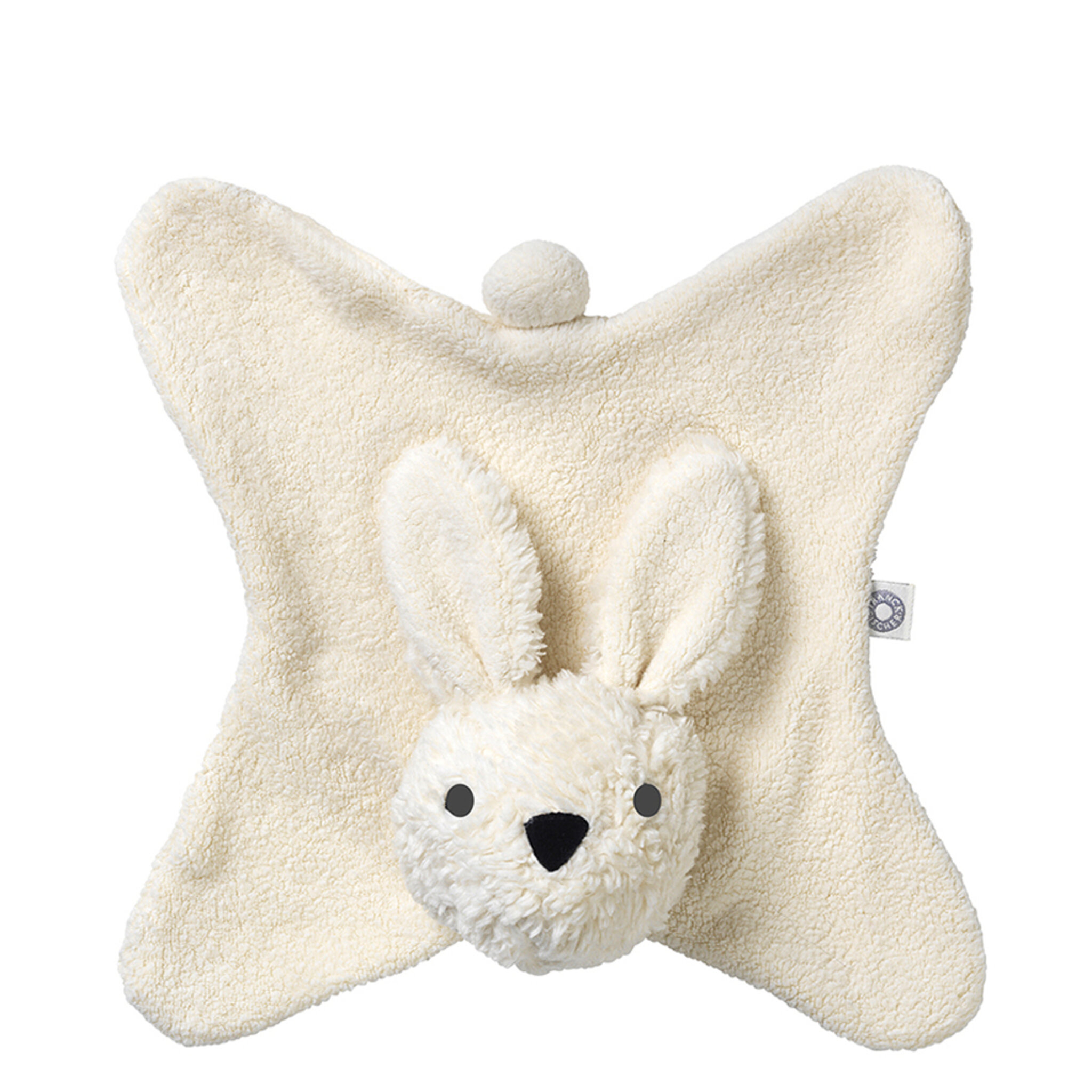 Anika Off-white Rabbit Cuddle Cloth