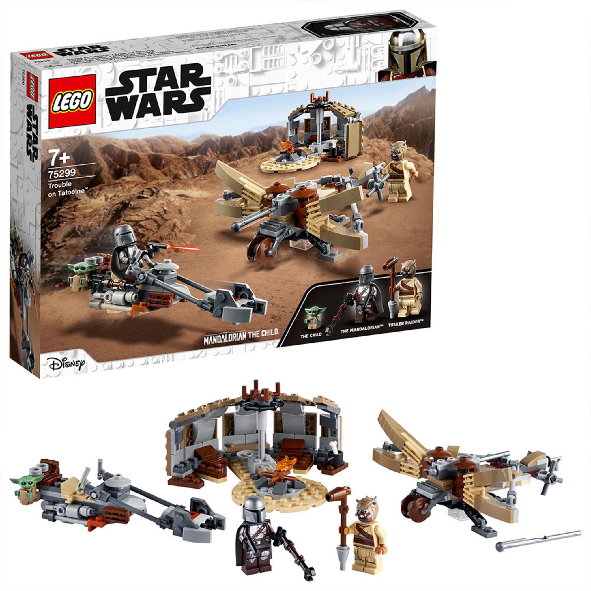 75299 Star Wars Trouble on Tatooine