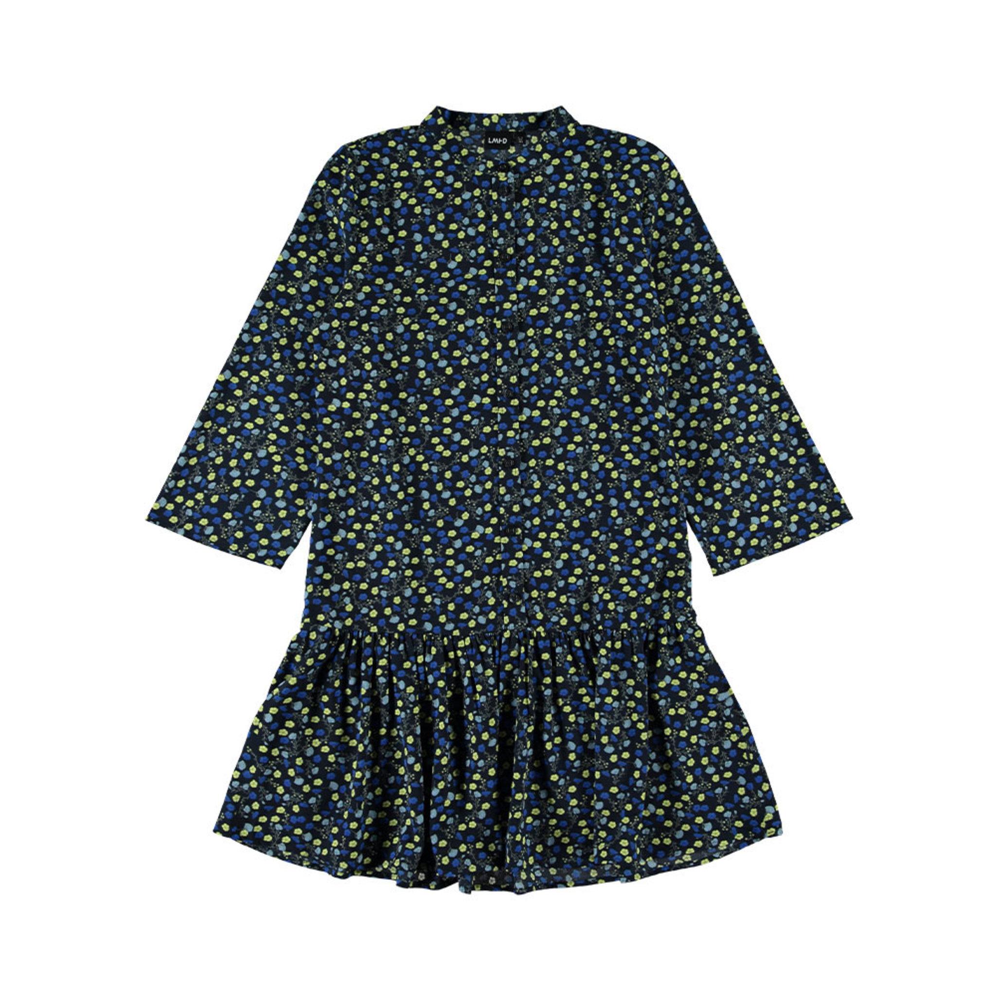 Helmönstrad klänning