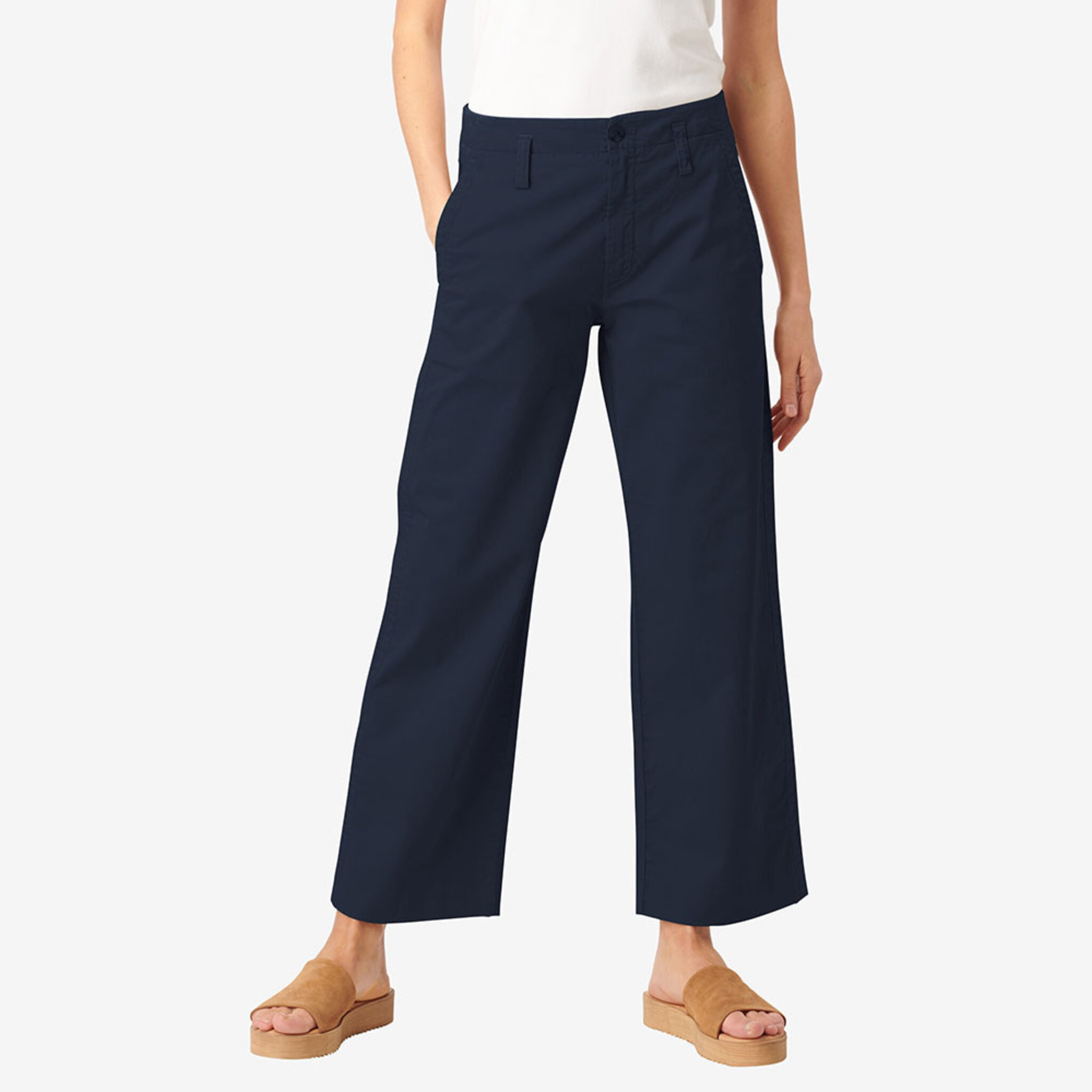 FRIDA CROPPED TROUSER